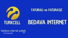 Turkcell Bedava İnternet Kazanma 2019 Yolu İletişim Numarası