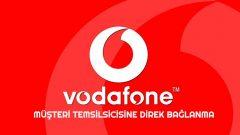 Vodafone Müşteri Hizmetlerine En Kolay Nasıl Bağlanır 2019