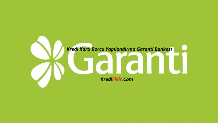 Garanti Bankasi Kredi Yapilandirma Temsilciye Direk Baglanma